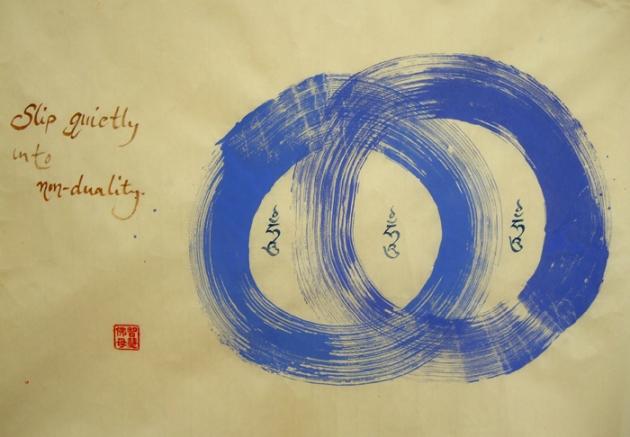 Ani Lodro Palmo: Slip quietly into non-duality