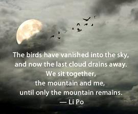 Li Po poem