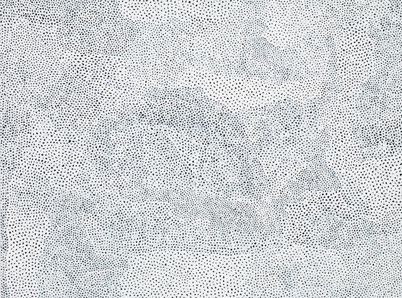 Yayoi Kusama - Infinity Nets 2013