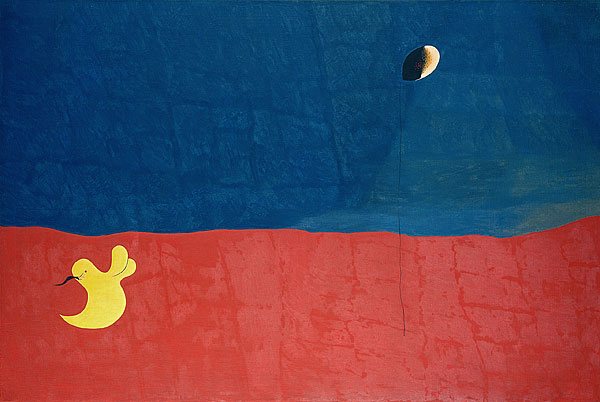 Joan Miró - Paysage