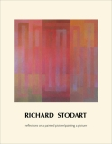 Richard Stodart: reflections on a painted picture/painting a picture