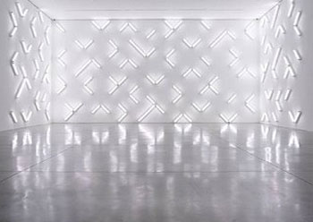 Robert Irwin: Light Installation