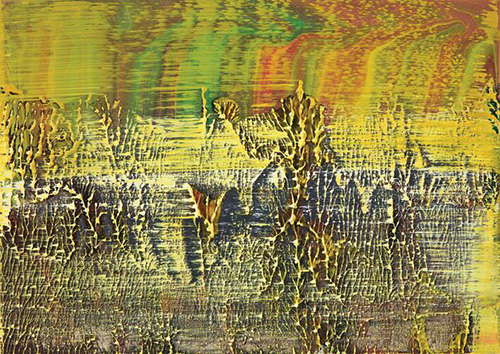Painting: Gerhard Richter