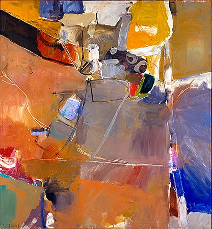 Richard Diebenkorn: Berkley No. 19