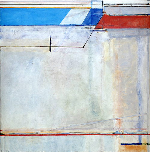 Richard Diebenkorn: Ocean Park No. 63