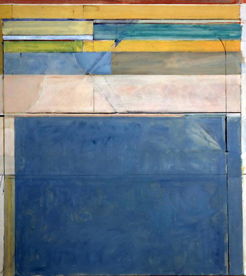 Richard Diebenkorn: Ocean Park No. 116