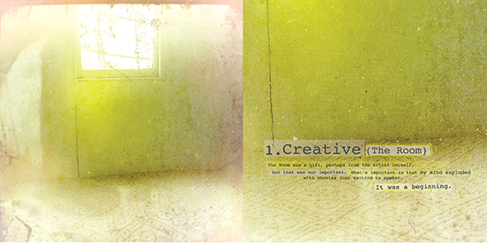 "Karen Divine: 1. Creative. From ""A Small Amount of Courage"""