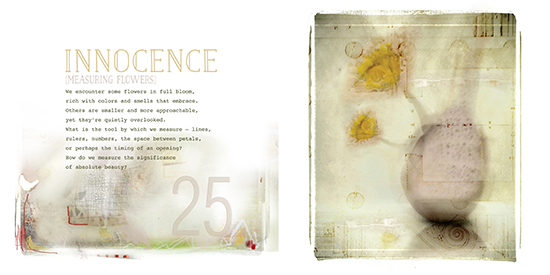 "Karen Divine: 25. Innocence. From ""A Small Amount of Courage"""
