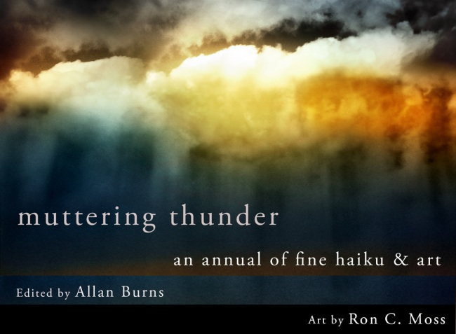 muttering thunder - an annual of fine haiku and art