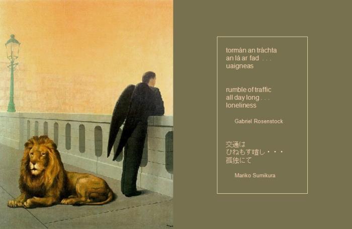 Magritte-Rosenstock haiku 1