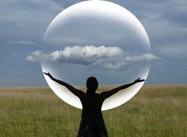 Eva Millauer - Digital Photo Montage: 'If'