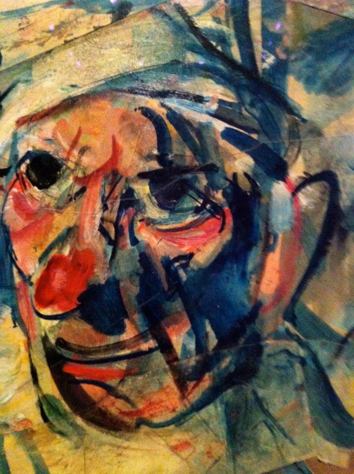 Georges Rouault - Clown, ca 1937