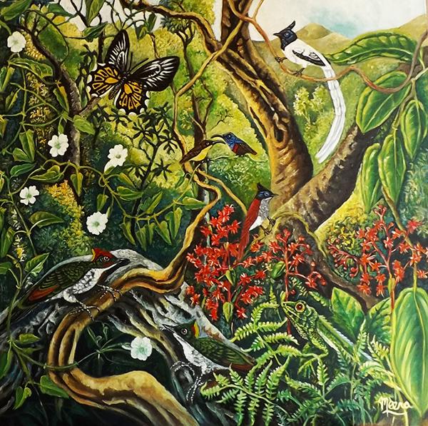 Meena Subramaniam - Paradise 2