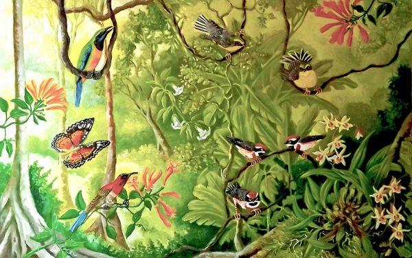 Meena Subramaniam - The Wood Life