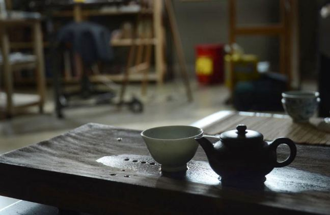 Bev Byrnes - Studio Tea Ritual